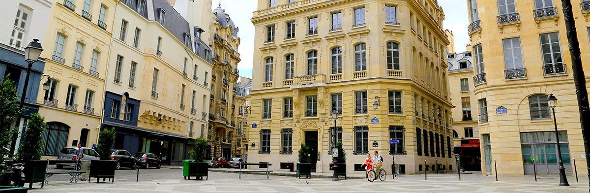 place paris appartement chasse