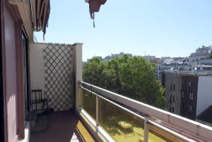 Appartement Paris 19 -2