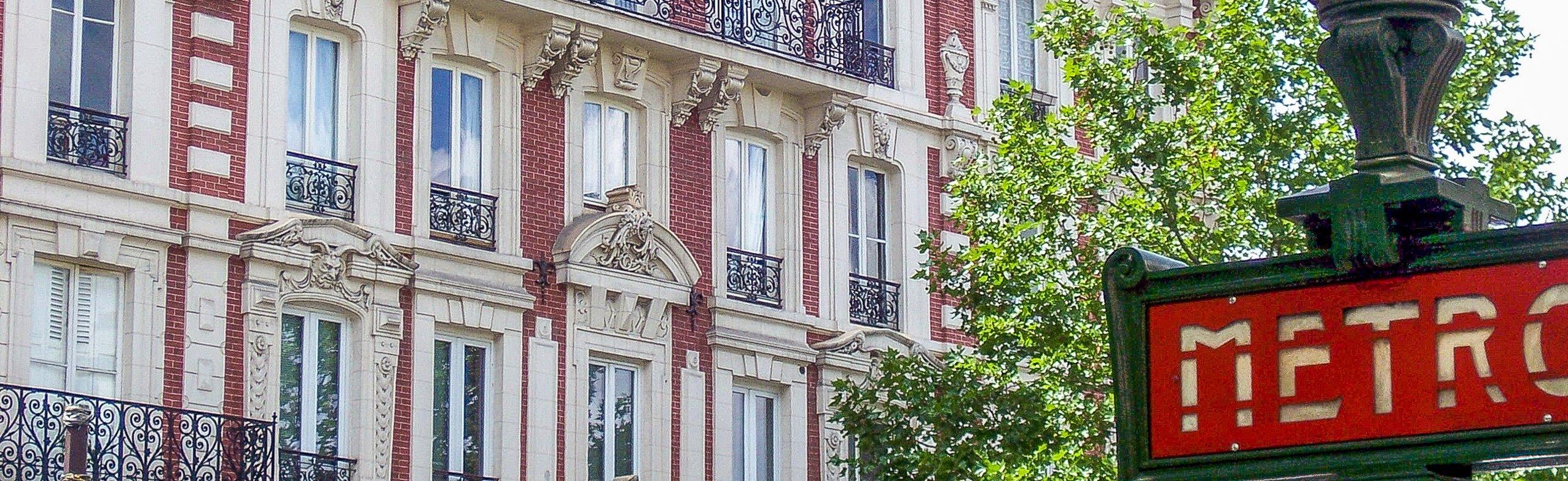 Chasseur Immeuble Paris