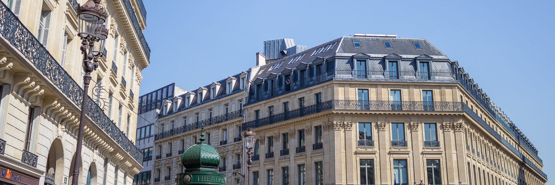 Chasseur d'appartement Paris 8